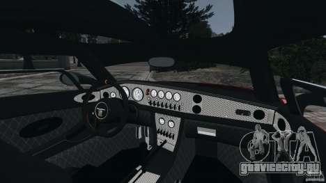 Spyker C8 Laviolette LM85 для GTA 4