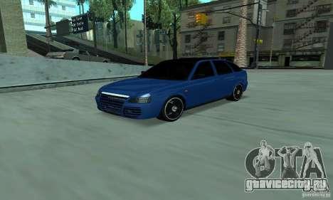 Lada Priora 2012 для GTA San Andreas
