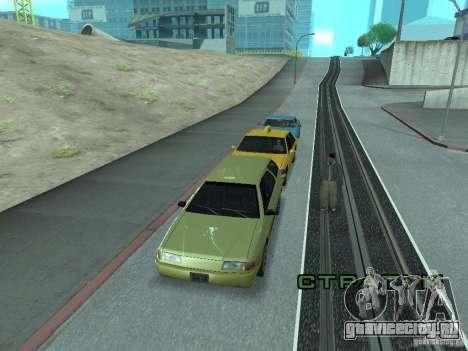 ENBSeries для слабых ПК для GTA San Andreas
