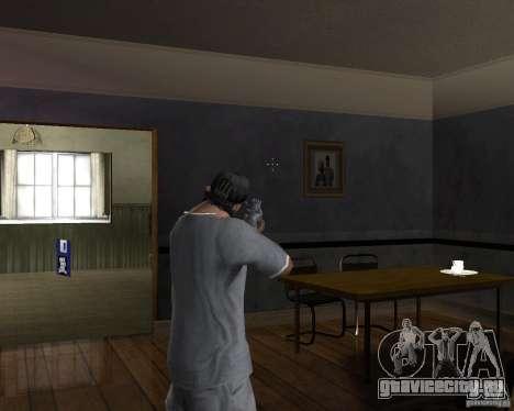 М16 проработанная для GTA San Andreas третий скриншот