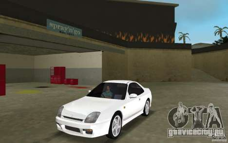 Honda Prelude 2.2i для GTA Vice City