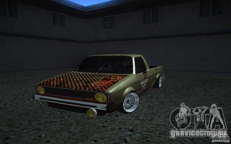 US Army Volkswagen Caddy для GTA San Andreas