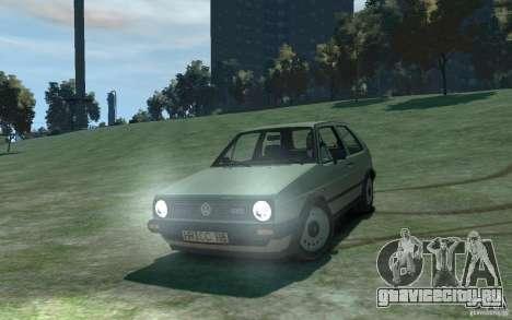 Volkswagen Golf II GTI для GTA 4