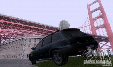 ENB Reflection Bump 2 Low Settings для GTA San Andreas второй скриншот