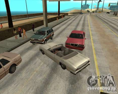 Мод от Юрки для GTA San Andreas девятый скриншот