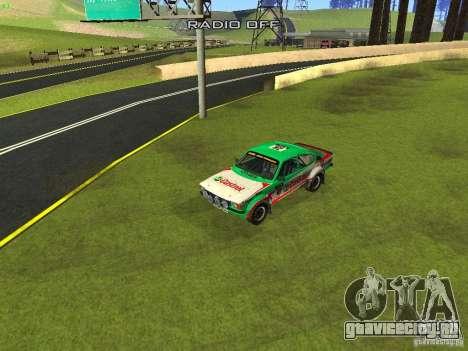 Opel Kadett для GTA San Andreas салон