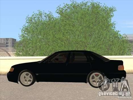Audi 100 для GTA San Andreas вид слева