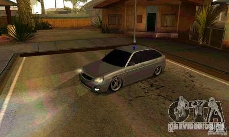 LADA ВАЗ 21723 Тюнинг для GTA San Andreas