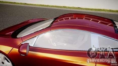McLaren MP4-12C [EPM] для GTA 4 вид сбоку