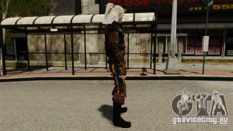 Геральт из Ривии v1 для GTA 4 второй скриншот