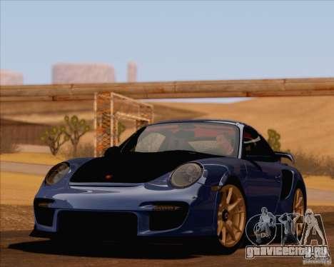 SA_NGGE ENBSeries v1.1 для GTA San Andreas седьмой скриншот