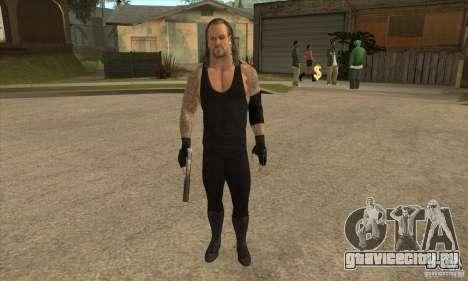 Гробовщик из Smackdown 2 для GTA San Andreas