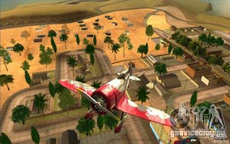 GeeBee typeZ для GTA San Andreas