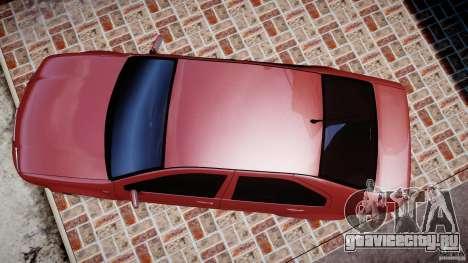 Volkswagen Bora для GTA 4 вид справа