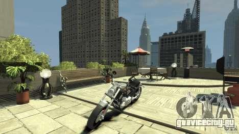 Harley Davidson V-Rod (ver. 0.1 beta) HQ для GTA 4 вид слева