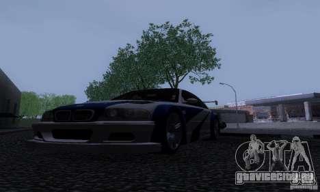 ENB Reflection Bump 2 Low Settings для GTA San Andreas четвёртый скриншот