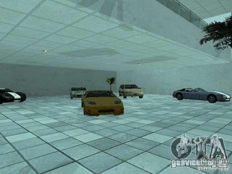 Больше машин в автосалоне в Догерти для GTA San Andreas третий скриншот
