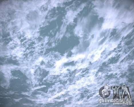 Real Clouds HD для GTA San Andreas десятый скриншот