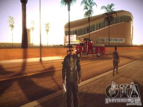 ENB v2 by Tinrion для GTA San Andreas пятый скриншот