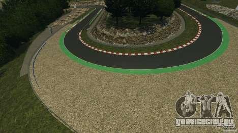 SPA Francorchamps [Beta] для GTA 4 седьмой скриншот