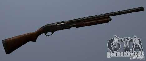 Remington 870AE для GTA San Andreas четвёртый скриншот
