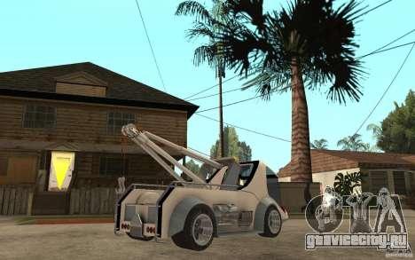 Lil Redd Wrecker для GTA San Andreas вид справа