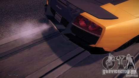 Enb Series v5.0 Final для GTA San Andreas третий скриншот