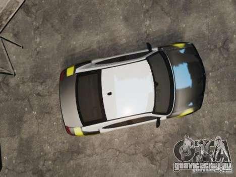 Dodge Charger Slicktop 2010 для GTA 4 вид сзади слева