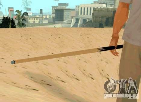 Новый кий для GTA San Andreas второй скриншот