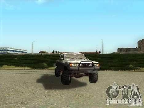 ГАЗ 31029 Волга 4х4 для GTA San Andreas