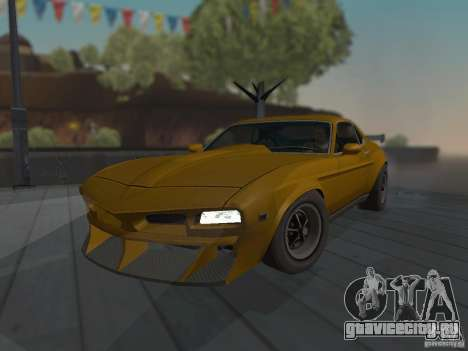 SPEEDEVIL from FlatOut 2 для GTA San Andreas