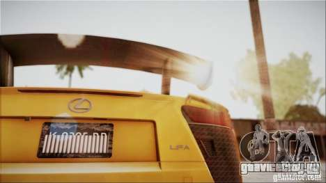 SA_PGNE v1 для GTA San Andreas третий скриншот