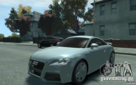 Audi TT-RS для GTA 4