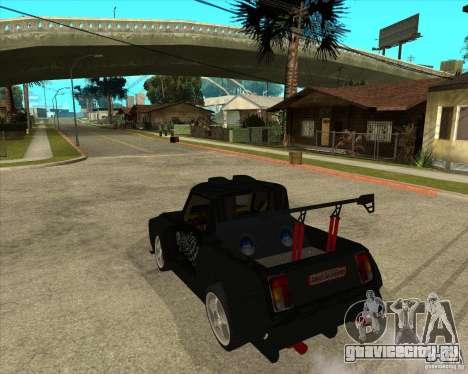 ВАЗ 2104 volk для GTA San Andreas вид слева