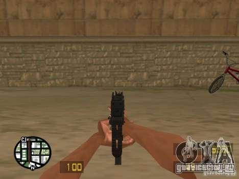 UZI для GTA San Andreas четвёртый скриншот