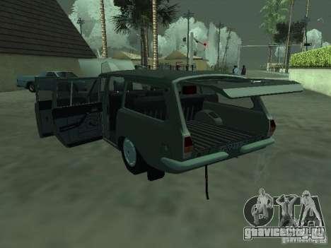 ГАЗ 24-12 для GTA San Andreas вид справа