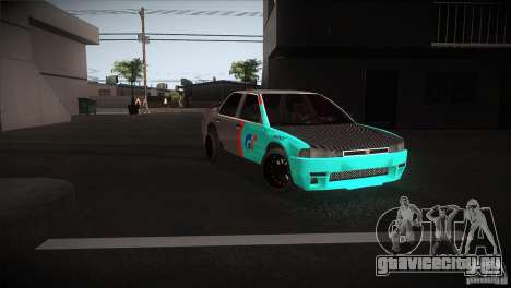 Honda Accord для GTA San Andreas вид сбоку