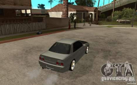 Nissan Skyline R32 - EMzone Edition для GTA San Andreas вид справа
