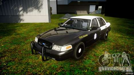 Ford Crown Victoria 2003 Florida CVPI [ELS] для GTA 4