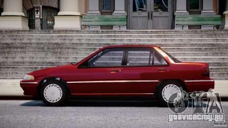 Mercury Tracer 1993 v1.0 для GTA 4 вид слева