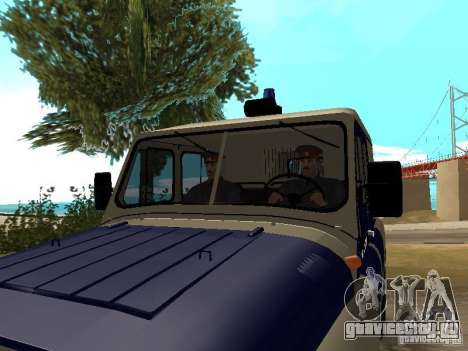 Милиция СССР для GTA San Andreas третий скриншот