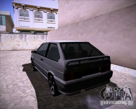 Lada Samara 2113 для GTA San Andreas вид слева