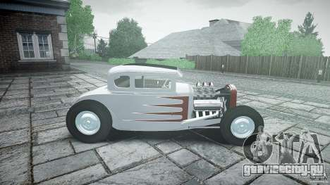 Ford Hot Rod 1931 для GTA 4 вид сбоку