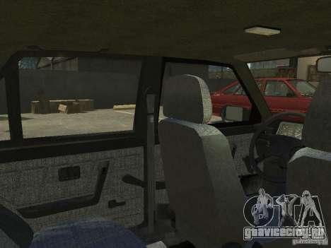 FSO Polonez для GTA 4 салон