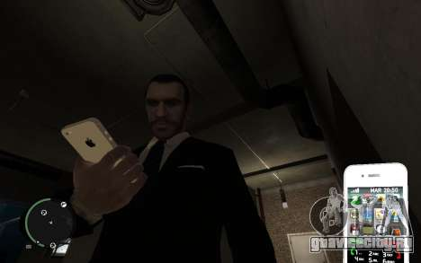 Iphone 4G для GTA 4 четвёртый скриншот