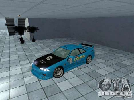 Nissan Skyline R 33 GT-R для GTA San Andreas