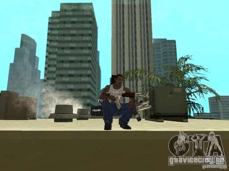 Weapons Pack для GTA San Andreas седьмой скриншот