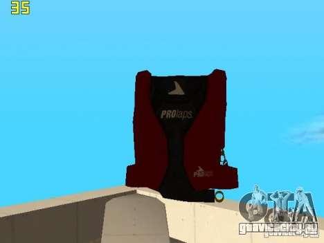 Парашют из TBOGT v2 для GTA San Andreas четвёртый скриншот