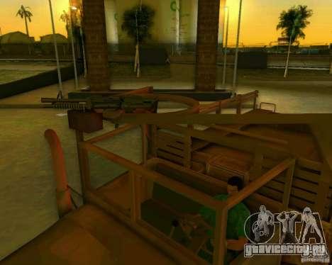 M352A для GTA Vice City вид изнутри