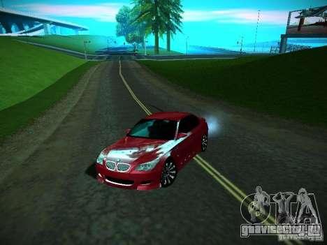 ENBSeries V4 для GTA San Andreas